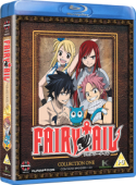 Fairy Tail - Box 01 [Blu-ray]