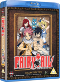 Fairy Tail - Box 02 [Blu-ray]