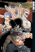 Black Clover - Bd.11: Kindle Edition