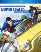 Lupin the 3rd: Part IV - The Italian Adventure - Complete Series [Blu-ray]