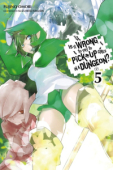 Is It Wrong to Try to Pick Up Girls in a Dungeon? - Vol. 05