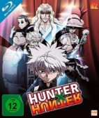 Hunter x Hunter - Box 02/13 [Blu-ray]