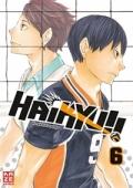 Haikyu!! - Bd.06: Kindle Edition