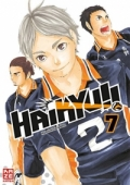 Haikyu!! - Bd.07: Kindle Edition