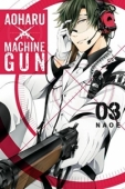Aoharu x Machinegun - Vol.03: Kindle Edition