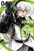 Aoharu x Machinegun - Vol.04: Kindle Edition
