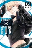 Aoharu x Machinegun - Vol.09: Kindle Edition