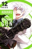 Aoharu x Machinegun - Vol.12: Kindle Edition