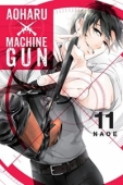 Aoharu x Machinegun - Vol.11: Kindle Edition