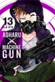 Aoharu x Machinegun - Vol.13: Kindle Edition