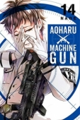 Aoharu x Machinegun - Vol.14: Kindle Edition