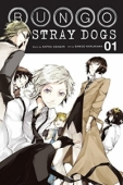 Bungo Stray Dogs - Vol.01: Kindle Edition