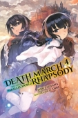 Death March to the Parallel World Rhapsody - Vol.04: Kindle Edition