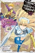 Is It Wrong to Try to Pick Up Girls in a Dungeon? On the Side: Sword Oratoria - Vol.04: Kindle Edition