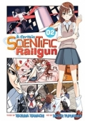 A Certain Scientific Railgun - Vol.02: Kindle Edition