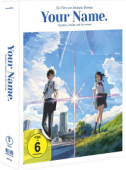 Your Name.: Gestern, heute und für immer - Limited Collector's White Edition [Blu-ray] + OST