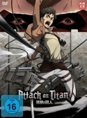 Attack on Titan: Staffel 1 - Vol. 1/4: Limited Edition