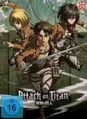 Attack on Titan: Staffel 1 - Vol. 4/4