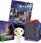 Fairy Tail: Dragon Cry - Limited Steelcase Edition [Blu-ray] + Plüschtier