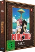 Fairy Tail - Box 05 [Blu-ray]