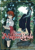 The Ancient Magus' Bride - Vol.02: Kindle Edition