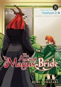 The Ancient Magus' Bride - Vol.08: Kindle Edition