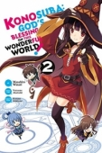 Konosuba: God's Blessing on This Wonderful World! - Vol.02: Kindle Edition