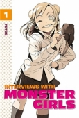 Interviews with Monster Girls - Vol.01