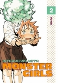 Interviews with Monster Girls - Vol.02