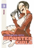 Interviews with Monster Girls - Vol.03