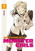 Interviews with Monster Girls - Vol.01: Kindle Edition