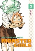 Interviews with Monster Girls - Vol.02: Kindle Edition