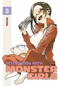 Interviews with Monster Girls - Vol.03: Kindle Edition