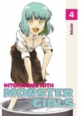 Interviews with Monster Girls - Vol.04: Kindle Edition