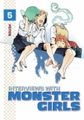 Interviews with Monster Girls - Vol.05: Kindle Edition