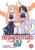 Miss Kobayashi's Dragon Maid - Vol.03: Kindle Edition