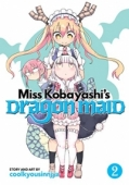 Miss Kobayashi's Dragon Maid - Vol.02: Kindle Edition