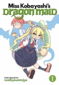 Miss Kobayashi's Dragon Maid - Vol.01: Kindle Edition