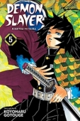 Demon Slayer: Kimetsu no Yaiba - Vol.05