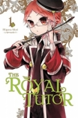 The Royal Tutor - Vol.01: Kindle Edition