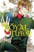 The Royal Tutor - Vol.04: Kindle Edition