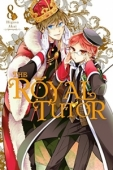 The Royal Tutor - Vol.08: Kindle Edition