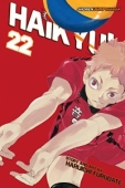 Haikyu!! - Vol.22: Kindle Edition