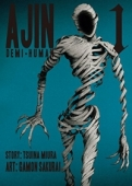 Ajin: Demi-Human - Vol.01: Kindle Edition