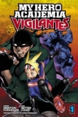 My Hero Academia: Vigilantes - Vol.01