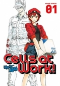 Cells at Work! - Vol.01