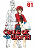 Cells at Work! - Vol.01: Kindle Edition