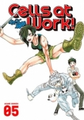 Cells at Work! - Vol.05: Kindle Edition
