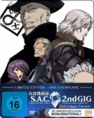 Ghost in the Shell: Stand Alone Complex 2nd GIG - Individual Eleven: Limited FuturePak Edition