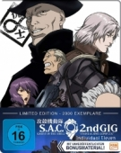 Ghost in the Shell: Stand Alone Complex 2nd GIG - Individual Eleven: Limited FuturePak Edition [Blu-ray]